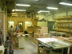purdy cabinetmaking shop